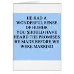 ¡una idea divertida del divorcio para usted! felicitaciones
