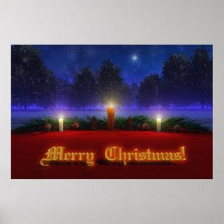 Una impresión más brillante del navidad de las vis impresiones
