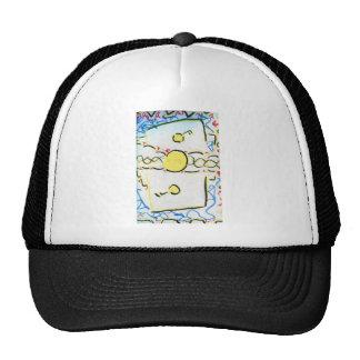 Una invención mundos de una interpretación de gorras