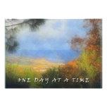 Una invitación del valle del arco iris del día a l