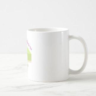 Una invitación para usted taza