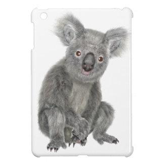 Una koala que se sienta