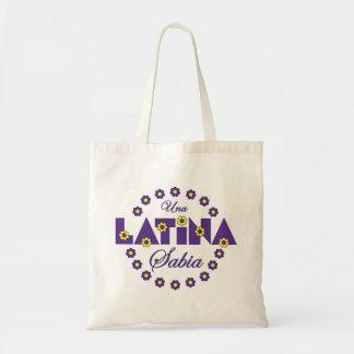 Una Latina Sabia Bolsa