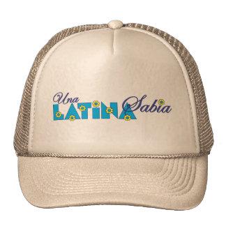 Una Latina Sabia Gorra