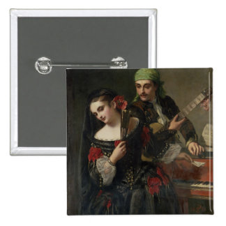 Una lección de música, Sevilla Pin Cuadrado