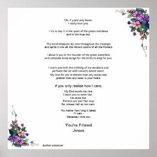 Una letra de un amigo. Segunda partición Póster