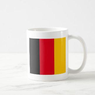 Una línea más joven de Reuß, Alemania Taza De Café