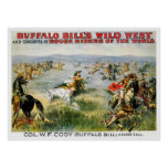 Una llamada cercana - Buffalo Bill Póster