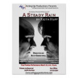 Una lluvia constante del AUP por la rabieta de Kei Poster