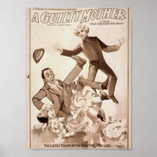 Una madre culpable posters