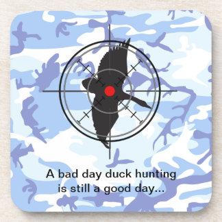 Una mala caza del pato del día sigue siendo un bue posavaso