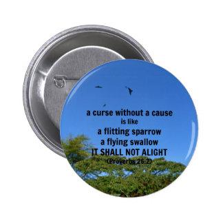 Una maldición sin una causa pins