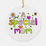 Una mamá especial ornaments para arbol de navidad