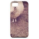 Una manada de lobos de las ovejas iPhone 5 Case-Mate carcasa