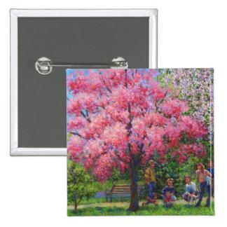 Una mañana de la primavera pin