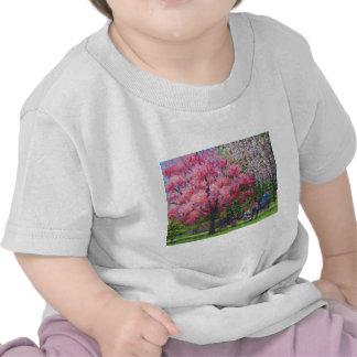 Una mañana de la primavera camisetas