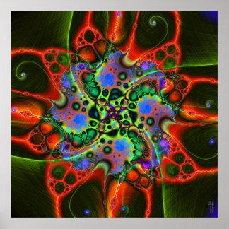 Una mancha de la magia de hadas V impresión de 4 a Póster