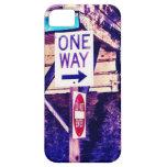 Una manera Verendi iPhone 5 Case-Mate Cárcasa
