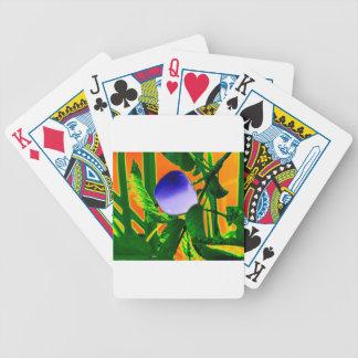 Una manzana al día cartas de juego