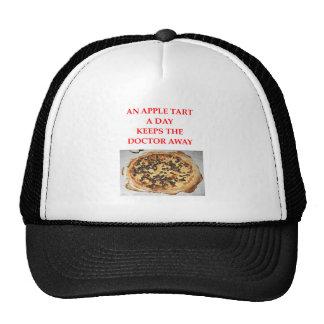 una manzana al día gorra