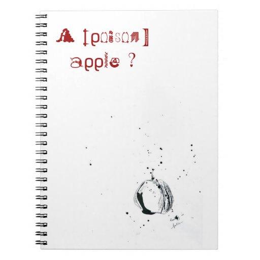 ¿Una manzana del veneno? Cuaderno