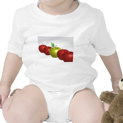 Una manzana para cada uno camiseta