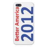 Una mejor América 2012 iPhone 5 Carcasa