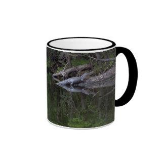 Una mejor suerte con el cocodrilo taza de café