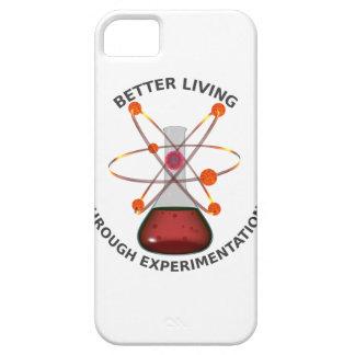 Una mejor vida con la experimentación funda para iPhone SE/5/5s