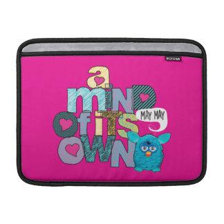 Una mente de ella es poseer 2 funda  MacBook