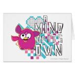 Una mente de su propio 1 tarjeta