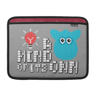 Una mente de sus propios 2 fundas MacBook