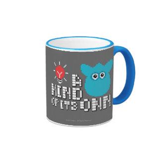 Una mente de sus propios 2 taza de café