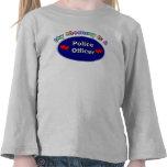 Una mi mamá es oficial de policía camisetas