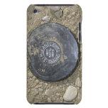 Una mina simulada carcasa para iPod