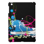Una mini caja del iPad azul de la zapatilla de dep iPad Mini Cárcasa