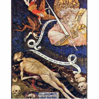 Una muerte recomienda su alma a dios de Meister Vo Escultura Fotográfica