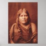 Una mujer del Hopi Impresiones