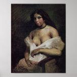 Una mujer del mulato, c.1821-24 posters