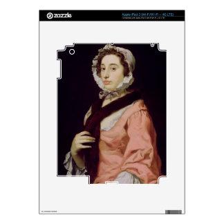 Una mujer desconocida, llamada Peg Woffington (ace iPad 3 Pegatinas Skins