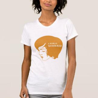 Una mujer despreciada - naranja top