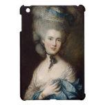 Una mujer en azul de Thomas Gainsborough