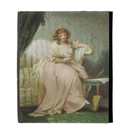 Una mujer llamó a Anne, la esposa del artista, c.1