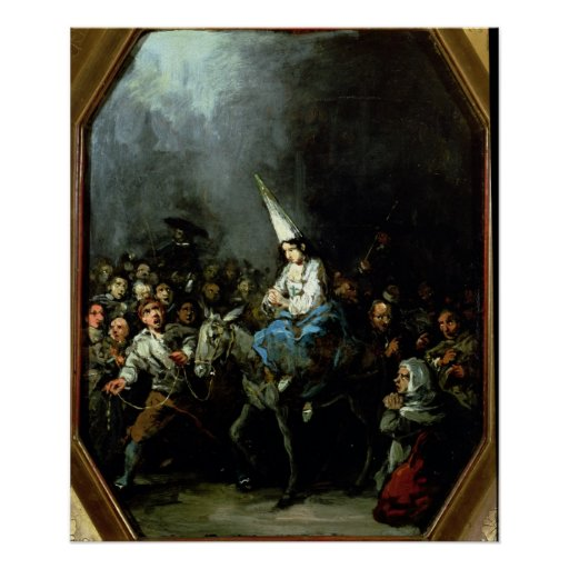 Una mujer maldecida por la inquisición poster