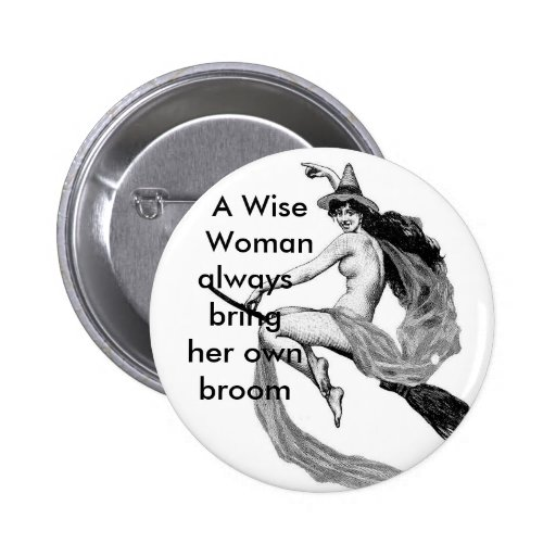 una mujer sabia pin