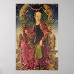 Una musa, c.1455-60 poster