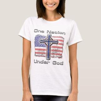 Una nación debajo de dios playera