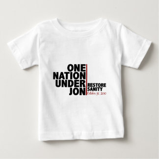 Una nación debajo de Jon (cordura del Playeras