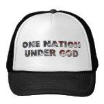 Una nación debajo del casquillo de dios gorro