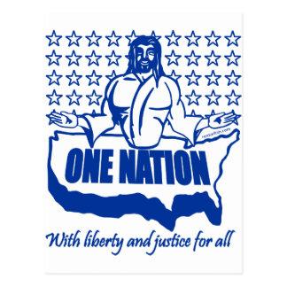 UNA NACIÓN POSTALES